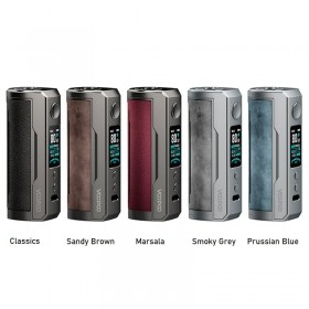 Voopoo - DRAG X PLUS BOX MOD 100W