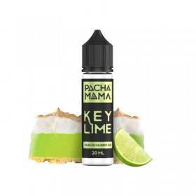 - SHOT SERIES - Charlie's Chalk Dust - Pachamama - KEY LIME PIE - aroma 20ml
