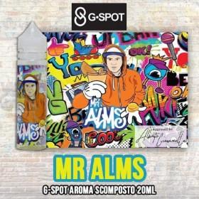 SHOT SERIES - G-Spot - MR ALMS - Aroma 20ml