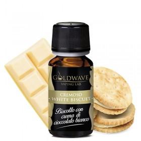- Goldwave - WHITE BISCUIT aroma 10ml