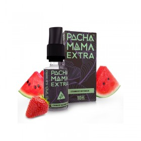 - MINI SHOT - Pacha Mama Extra - STRAWBERRY WATERMELON - aroma 10ml