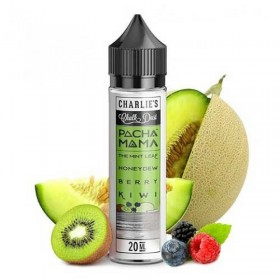 SHOT SERIES - Charlie's Chalk Dust - Pachamama - THE MINT LEAF HONEYDEW BERRY KIWI - aroma 20ml