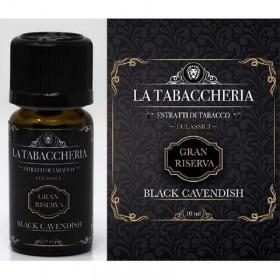 La Tabaccheria Gran Riserva - BLACK CAVENDISH aroma 10ml