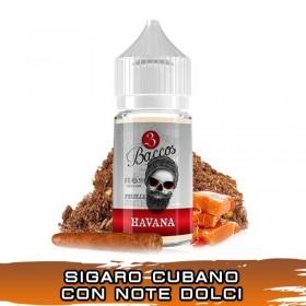 PgVg Labs - 3 baccos - HAVANA aroma 30ml