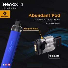 Geekvape - WENAX K1 POD MOD 600mAh