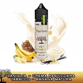 - SHOT SERIES - Ripe Vapes - VCT BANANA - aroma 20ml