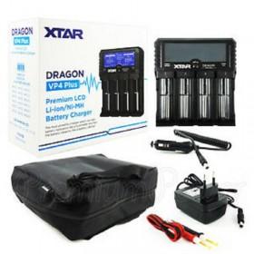 Xtar - VP4 Plus Dragon Caricabatterie
