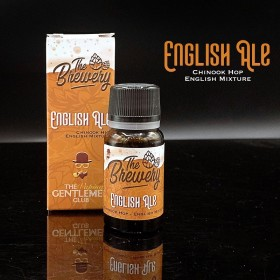 The Vaping Gentlemen Club - The Brewery - ENGLISH ALE aroma 11ml