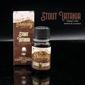 The Vaping Gentlemen Club - The Brewery - STOUTH LATAKIA aroma 11ml
