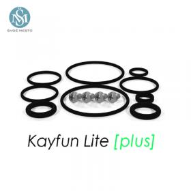 Svoemesto - Kayfun Lite Plus 2021 22/24mm SPARE KIT