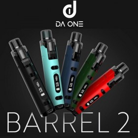 Da One Tech - BARREL 2 STARTER KIT 40W 1500mAh