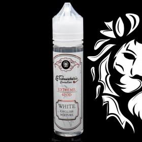 SHOT SERIES - La Tabaccheria EXTREME 4POD - WHITE ENGLISH MIXTURE - aroma 20ml