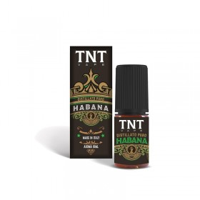 TNT Vape - Distillati Puri - HABANA aroma 10ml