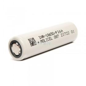 18650 - MOLICEL INR18650-P26A 2600mAh - 35A