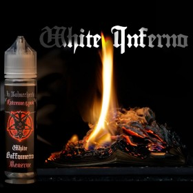 SHOT SERIES - La Tabaccheria EXTREME 4POD - WHITE BAFFOMETTO RESERVE - aroma 20ml