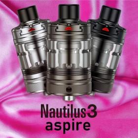 Aspire - NAUTILUS 3 24mm