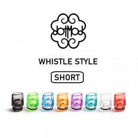 DotMod - DotAio WHISTLE DRIP TIP SHORT