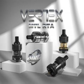 Hellvape - VERTEX MTL RTA 22mm
