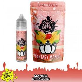 SHOT SERIES - Galactika / Dreamods - Ice Penguin Series - FANTASY MANGO aroma 20ml