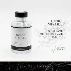 K Flavour Company - I Tonici - TONICO MIRTILLO - aroma 30ml