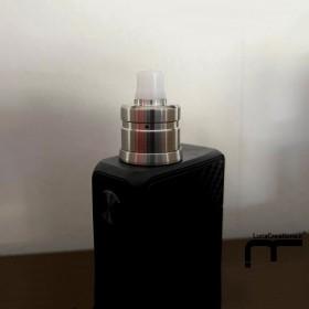 Luca Creations - SPRINT 22mm BF CON ANELLO ESTETICO - Satinato