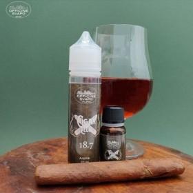 SHOT SERIES - Cigar Club 18.7 aroma Officine Svapo 20ml