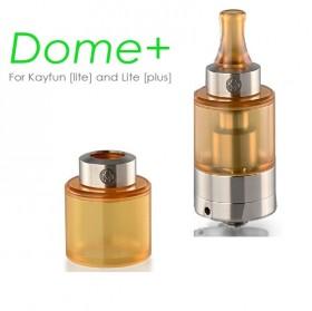 Svoemesto - Kayfun Lite Plus 2021 24mm DOME PLUS Fire