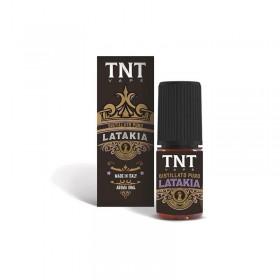TNT Vape - Distillati Puri - LATAKIA aroma 10ml