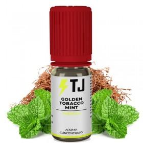 T-Juice - GOLDEN TOBACCO MINT aroma 10ml