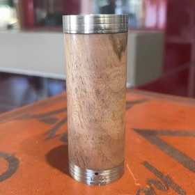 Fakirs Mods - Illusia Mech Tube EXTRA TUBE 18500 - Walnut