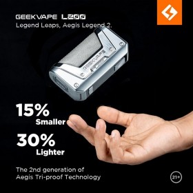 GeekVape - AEGIS LEGEND 2 L200 200W
