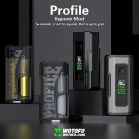 Wotofo - PROFILE SQUONK MOD 200W