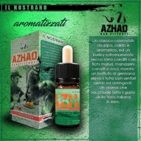 Azhad's Elixirs Non Filtrati Aromatizzati - IL NOSTRANO aroma 10ml
