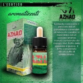 Azhad's Elixirs Non Filtrati Aromatizzati - L'ESOTICO aroma 10ml