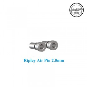 Ambition Mods - Design by The Vaping Gentlemen Club - Ripley AIR PIN 2.0mm