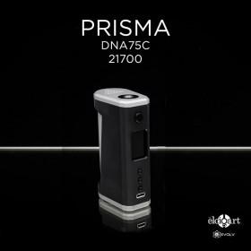 Elcigart Mods - PRISMA DNA75C 21700 - Black SS