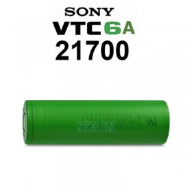 21700 - Sony VTC6A 4000mAh 40A