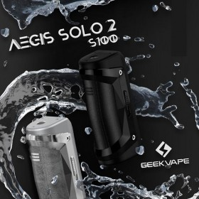 GeekVape - AEGIS SOLO 2 MOD S100