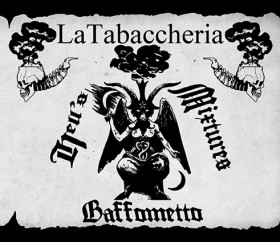 La Tabaccheria Hell's Mixture - BAFFOMETTO aroma 10ml