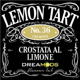 DreaMods - No. 36 LEMON TART aroma 10ml