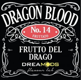DreaMods - No. 14 DRAGON BLOOD aroma 10ml