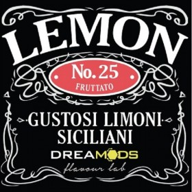 DreaMods - No. 25 LEMON aroma 10ml