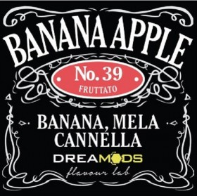 DreaMods - No. 39 BANANA APPLE aroma 10ml
