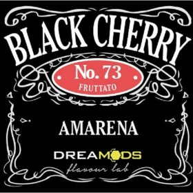 DreaMods - No. 73 BLACK CHERRY aroma 10ml