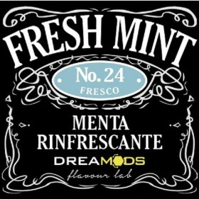DreaMods - No. 24 FRESH MINT aroma 10ml