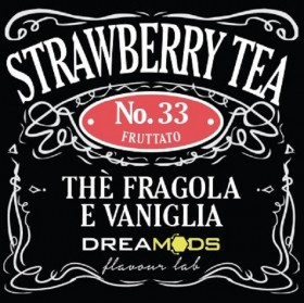 DreaMods - No. 33 STRAWBERRY TEA aroma 10ml