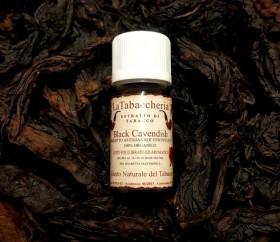 La Tabaccheria Estratti di Tabacco - BLACK CAVENDISH aroma 10ml