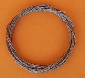 Zivipf SS ROPE 7x19 1,5mm - 1m