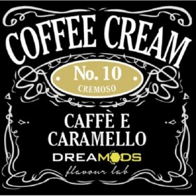 DreaMods - No. 10 COFFEE CREAM aroma 10ml