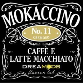 DreaMods - No. 11 MOKACCINO aroma 10ml